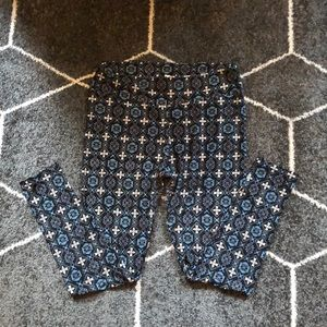 Lularoe TC Leggings NWOT